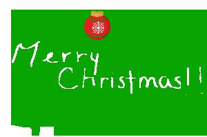 Christmas Pixel Banner by hikaru123qq