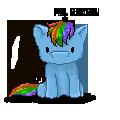 I WASNT TRYING TO MAKE RAINBOWDASH!! [Free Use] by hikaru123qq