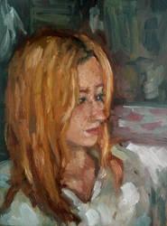 Caroline by aleksandrauzarek