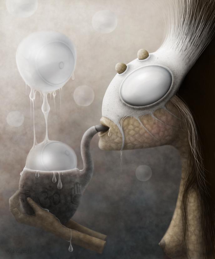 Opium Art opium by vuzel ...