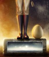 egg by vuzel