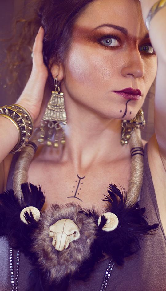 primitive necklace by vuzel