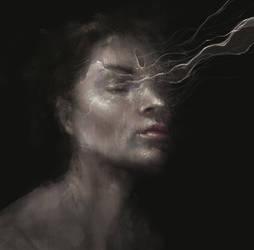 Blindsight. Self-portrait.