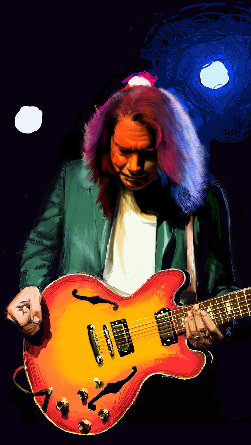 Robben ford by cairnsbirds on DeviantArt