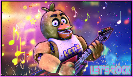 (Fnaf Sfm) The Rocking Chicken