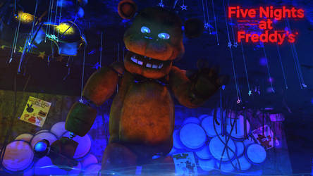 Fnaf Sfm The Star on the Stage