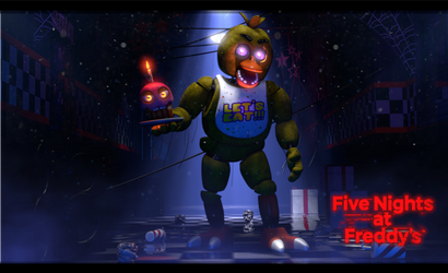(Fnaf Sfm) I'm Always Watching