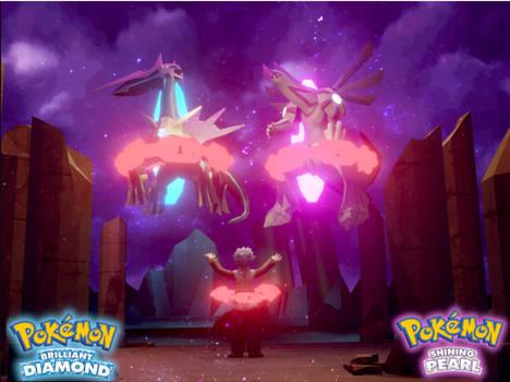 (Pokemon Blender) Sinnoh Confirmed