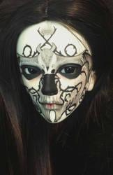 Kageo zombie tattoo