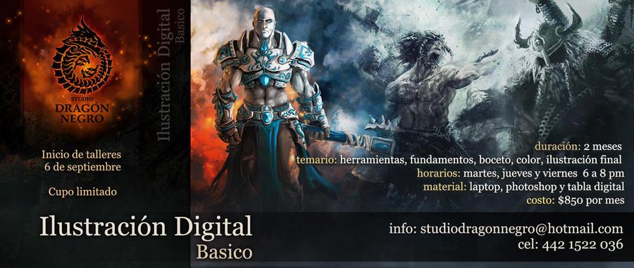taller de ilustracion digital basico by chuyDeleon