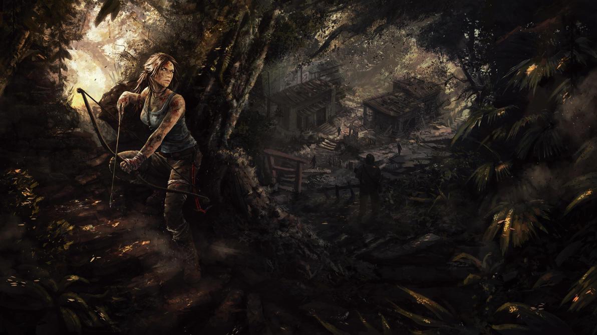 Tomb Raider reborn contest by chuyDeleon