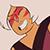 Happy Jasper Icon by SkippyArt