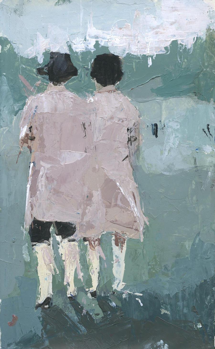 Twins. by cameronasao