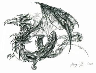 Dragon's Fury by Arcana-Magus