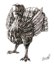 Turkey Anyone? by Arcana-Magus