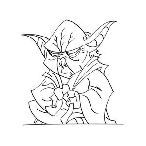 Yoda - Lines