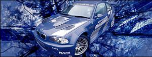 BMW Car signature