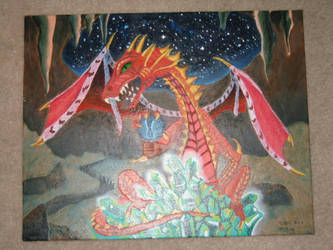 The Dragon. by goebwer