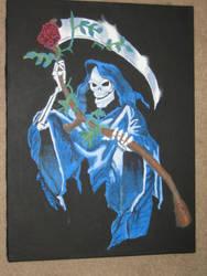 Grim Reaper-Thanatos by goebwer