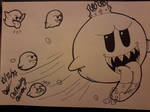 Follow Your King Boo~!
