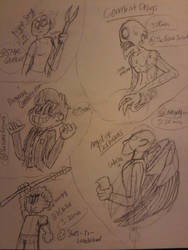 Song Sketches