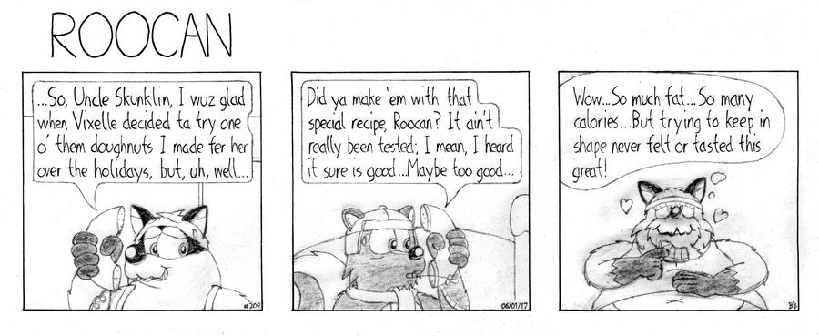 Roocan Strip 209 by BruBadger