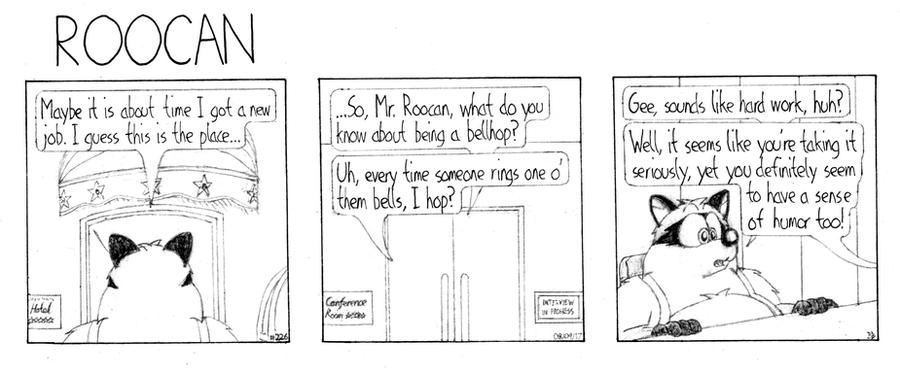 Roocan Strip 226 by BruBadger