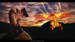 .WORLD ON FIRE