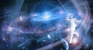 Aoki Lapis - Grand Universe by iiRichie
