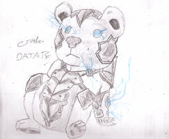 Volibear League of Legends Chibi by UnknownElements