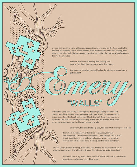 Emery walls by fourletterlie on deviantart for Party wall act letter to neighbour