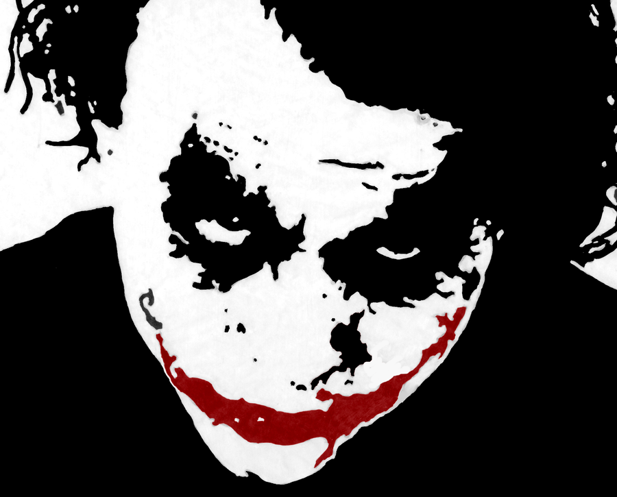 joker face crazy smile by scared joke face on deviantart