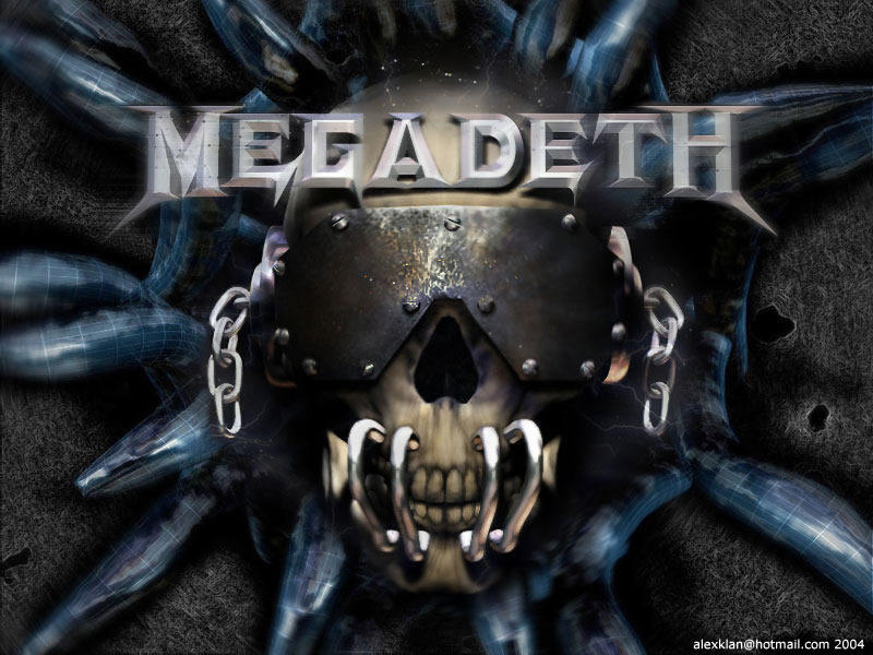 Megadeth - Vic Virus! by Alexklan