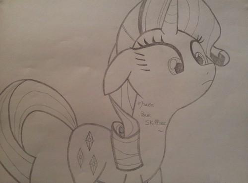 Pony ~ by SaantaMaaria