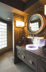 Pedini Cabinets- Powder Room by delimaart