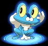Froakie Avatar by EternalSword7