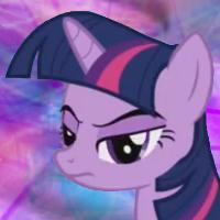 Twilight Sparkle Avatar #5 by EternalSword7