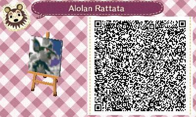 Alolan Rattata by FairyQueenSerenity