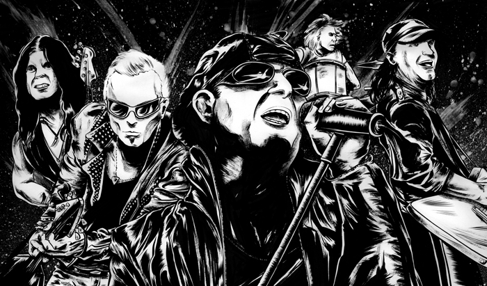 Scorpions by TIMeck