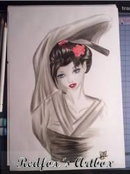 Sayuri - Geisha