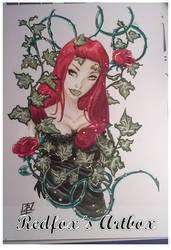 Poison Ivy - Final Version - Batman
