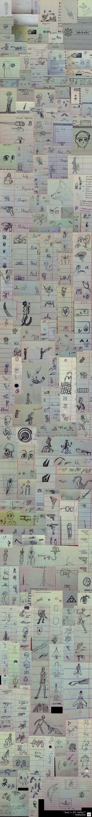 College Doodles
