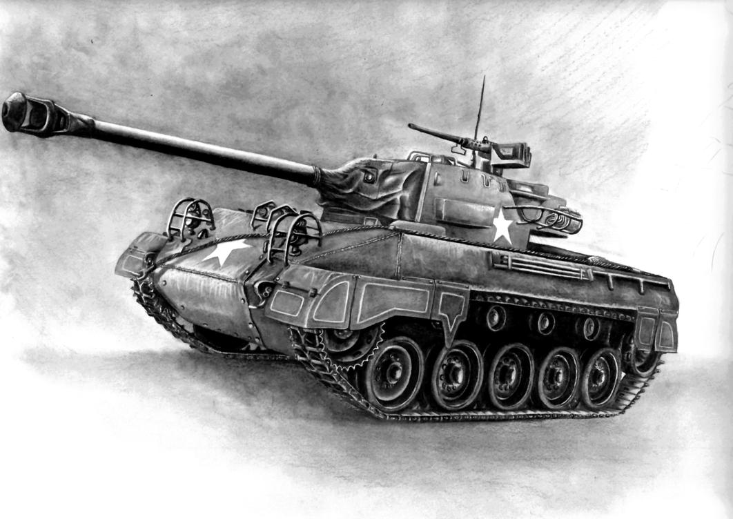 Hellcat M18 Tank Destroyer by JISAWPL