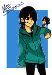 Misaki and  Kotani