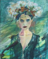 Latin Girl by nightandrei