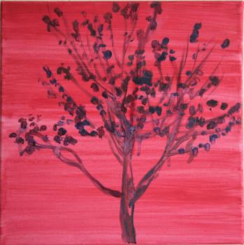 Tree Red by nightandrei