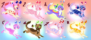 Cheap kitty adoptables by XAsk-SpottedLeafX