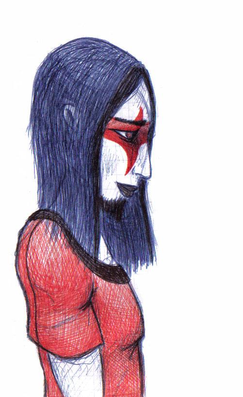 Saddest Clown by TheNeoShaman