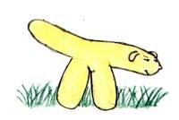 Hand-Banana by HazyDelirium