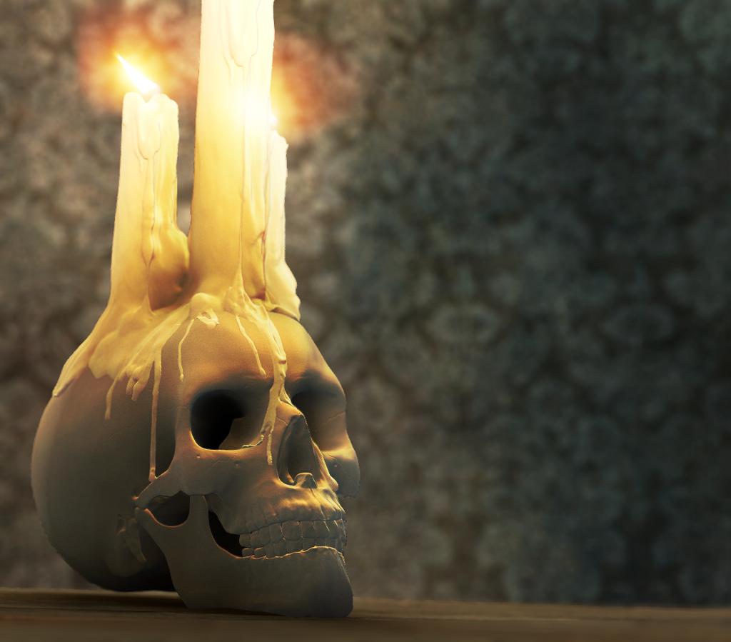 Skull by Prometenn